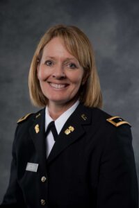 Dr. Sally Selden, Provost at The Citadel