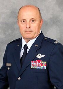 Colonel Thomas Philipkosky, Senior Vice President for Operations & Administration at The Citadel